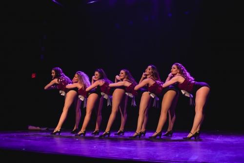 Underneath the Mistletoe Burlesque Fusion Cabaret