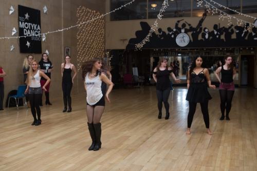 Prairie Diva Dance Class